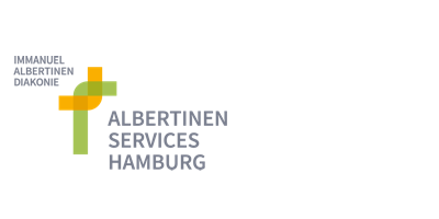 Logo Albertinen Services Hamburg